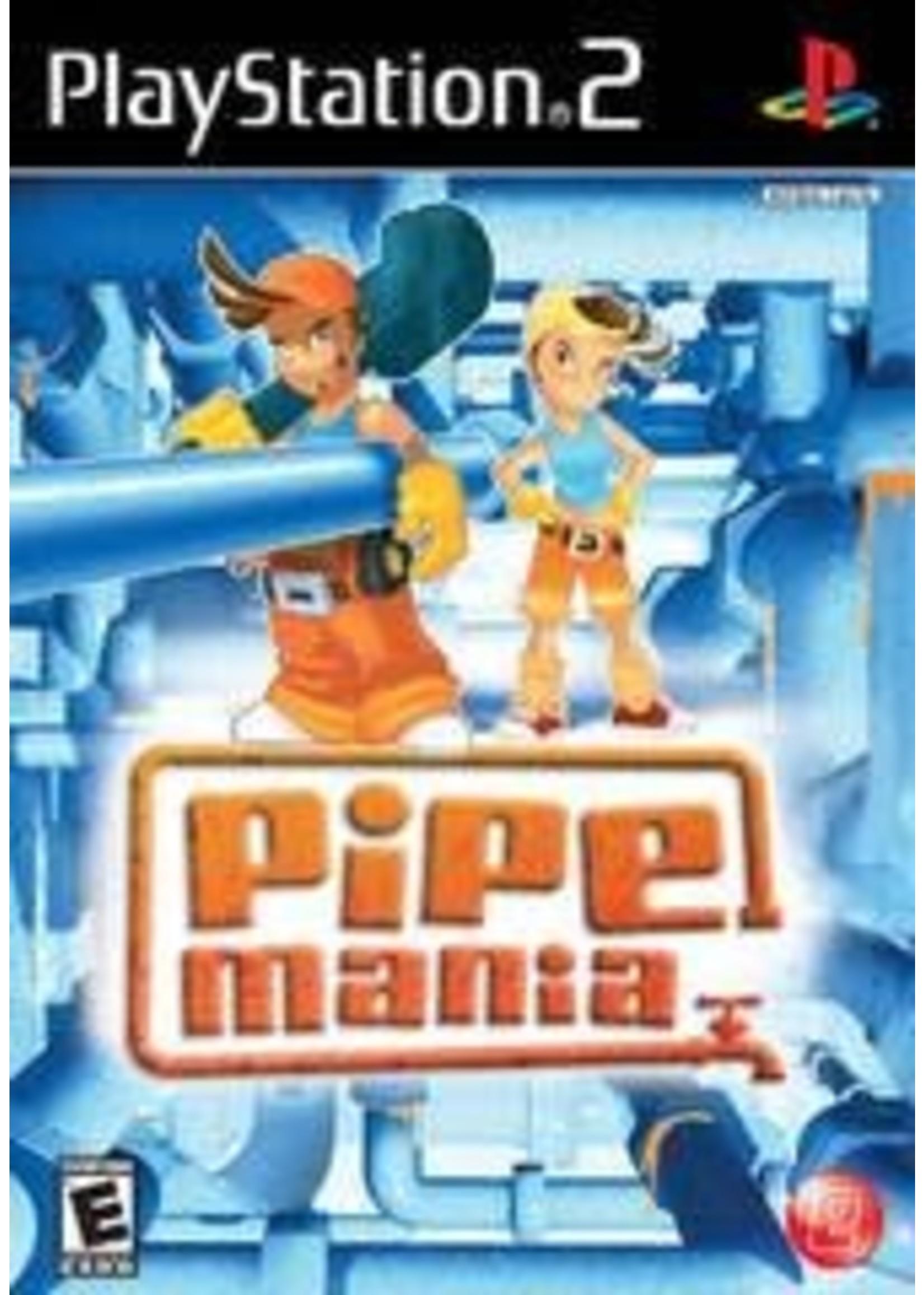 Pipe Mania Playstation 2