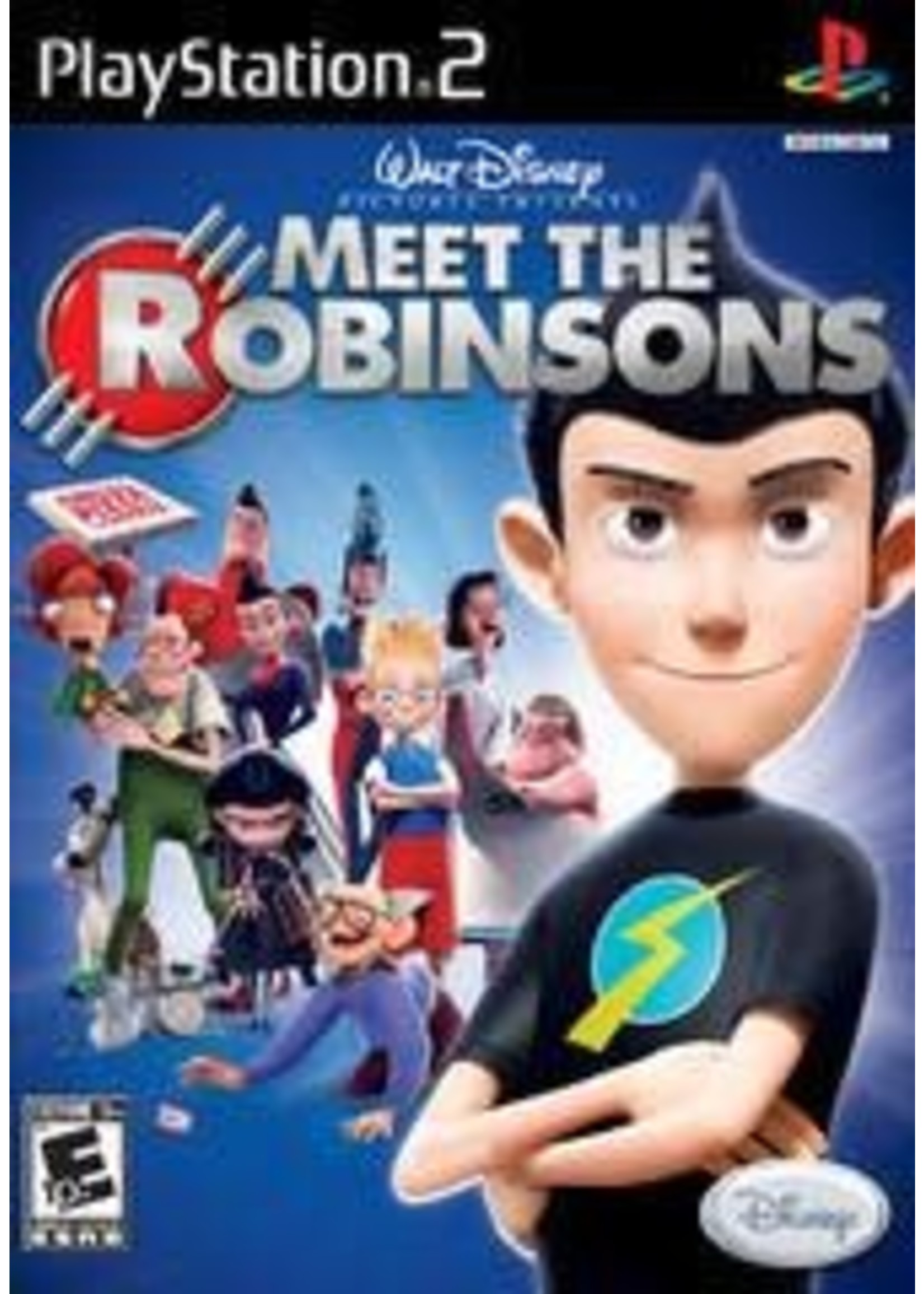 Meet The Robinsons Playstation 2