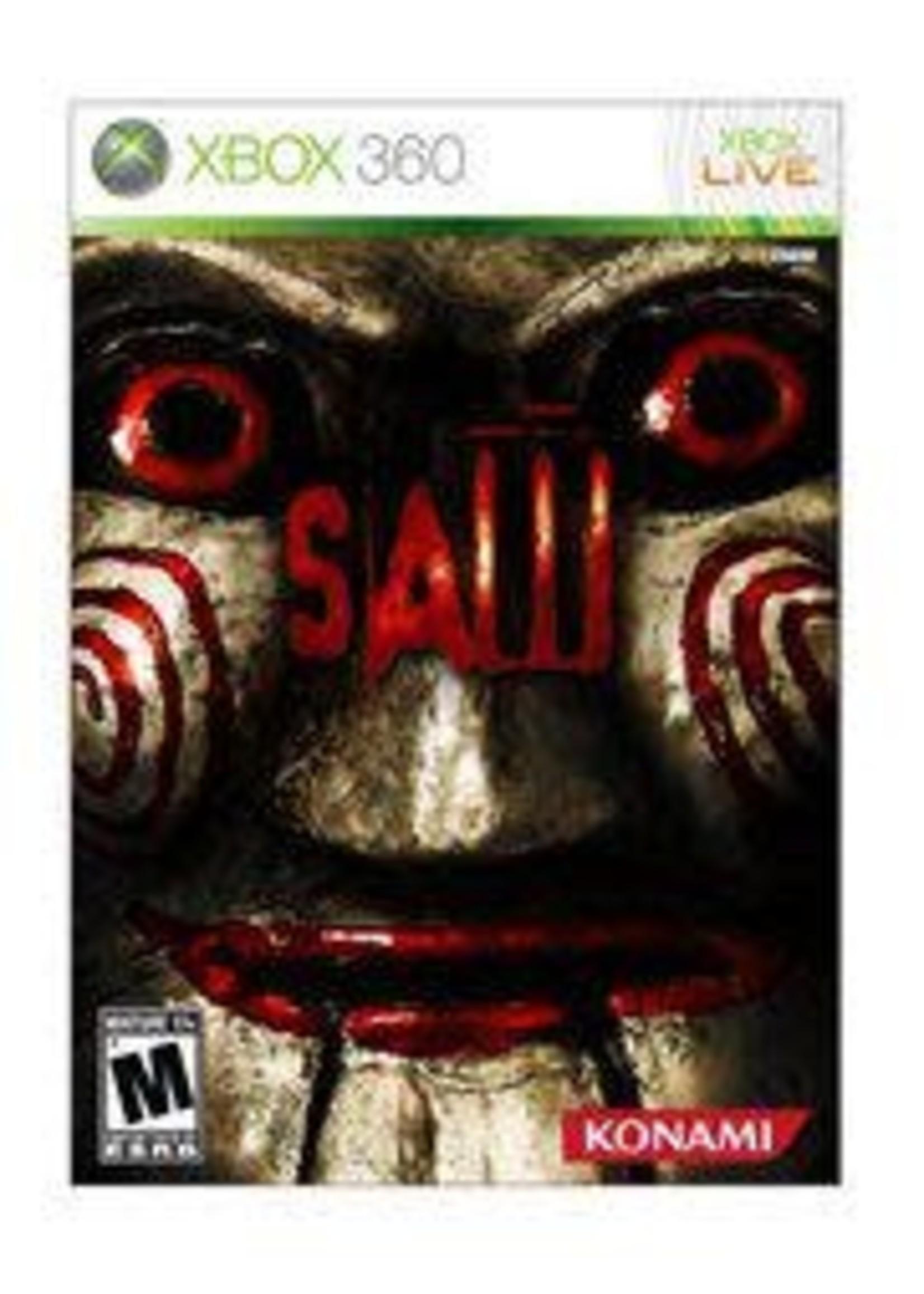 SAW Xbox 360