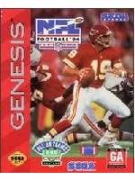 NFL Football '94 Starring Joe Montana Sega Genesis