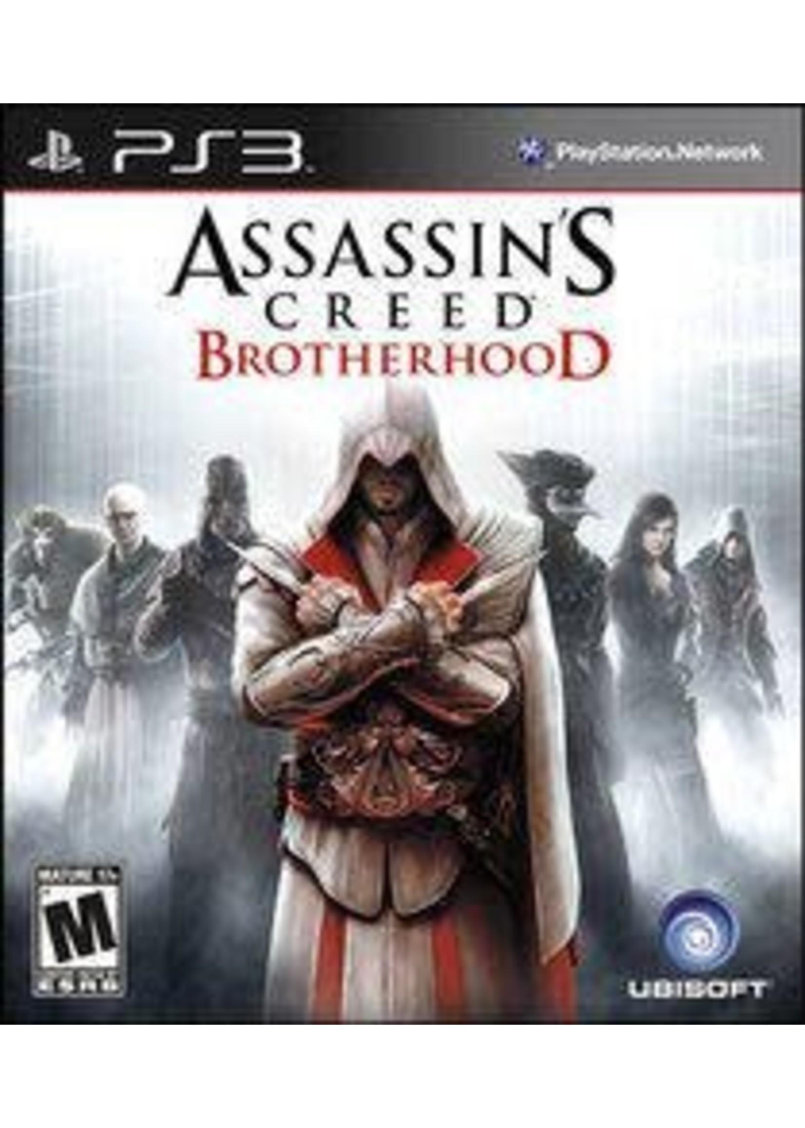 Assassin's Creed: Brotherhood Playstation 3
