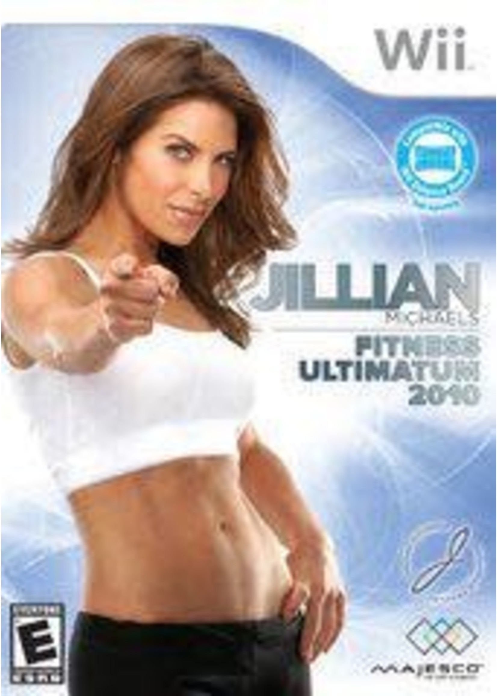 Jillian Michaels' Fitness Ultimatum 2010 Wii