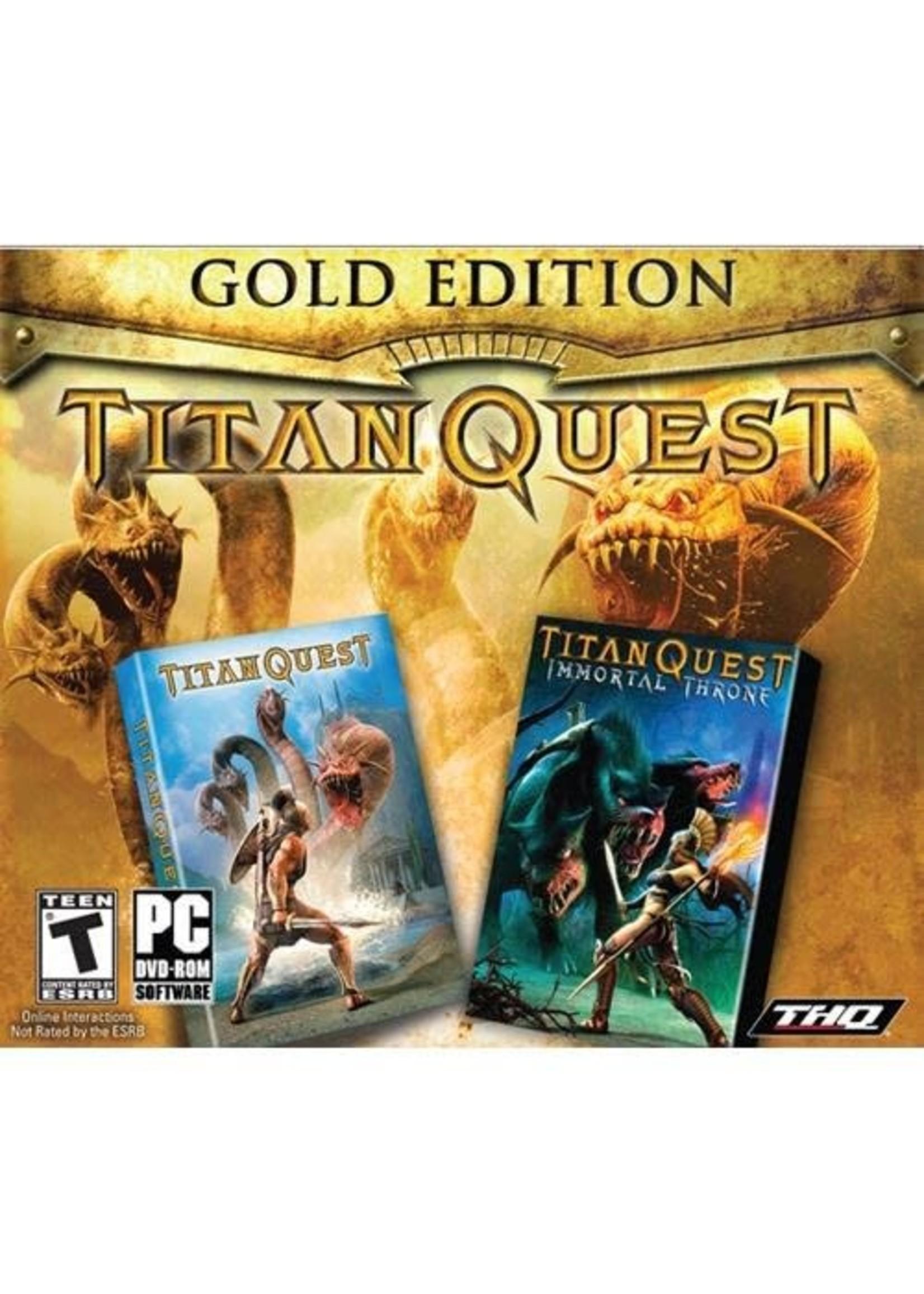 TitanQuest PC Games
