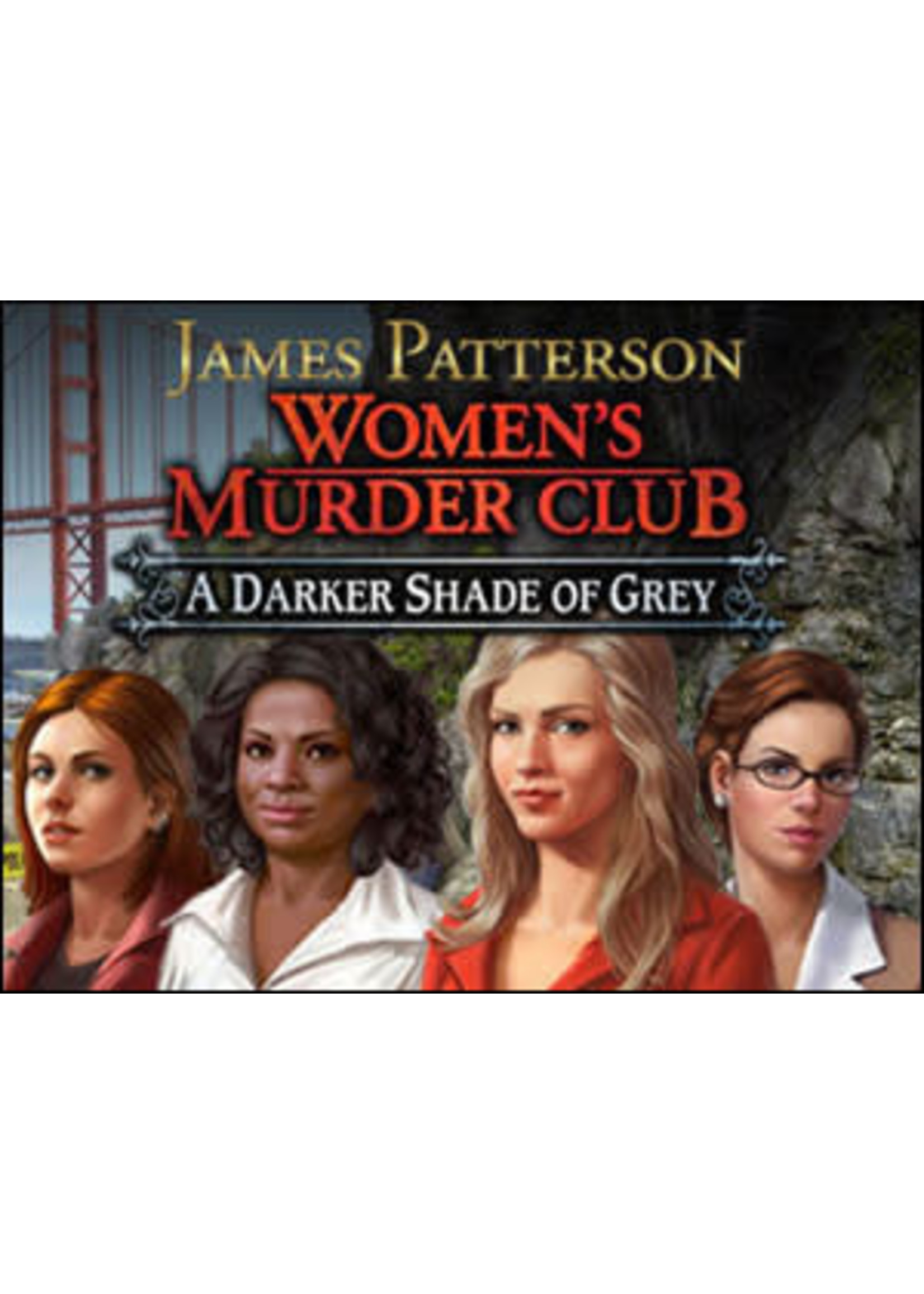 James Patterson Women's Murder Club A Darker Shade Of Grey PC Games