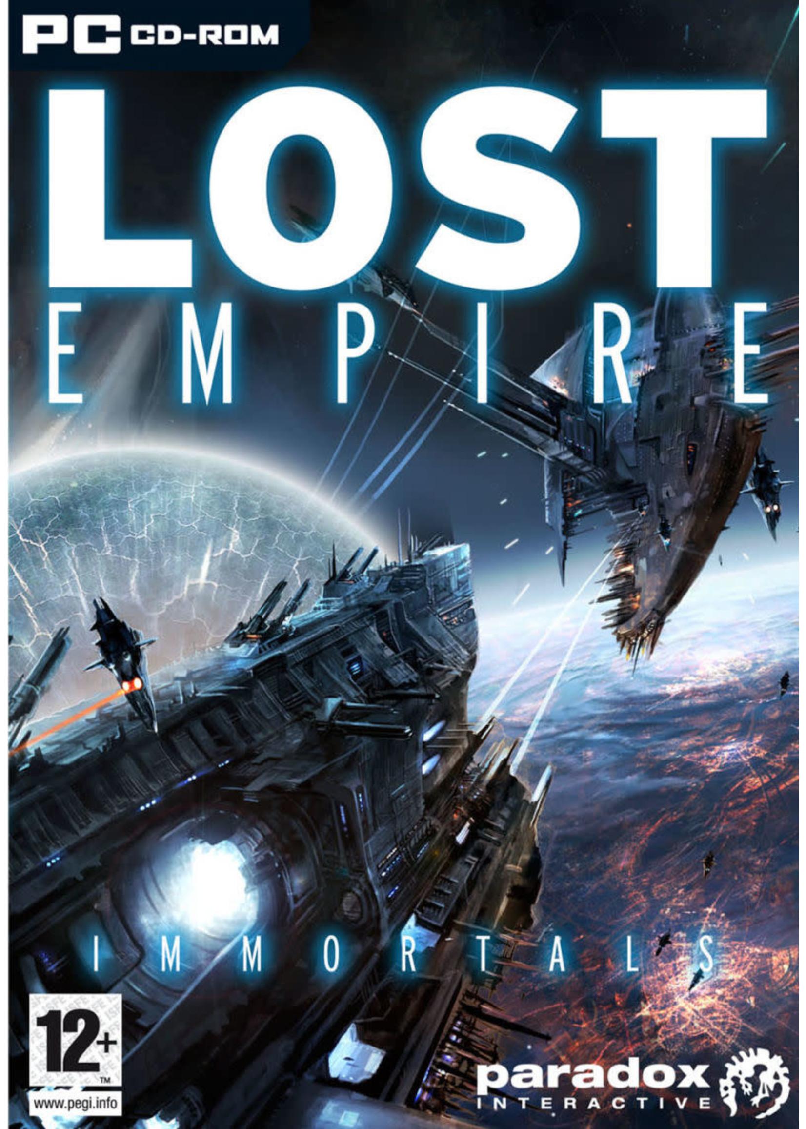 Lost Empire Immortals PC Games
