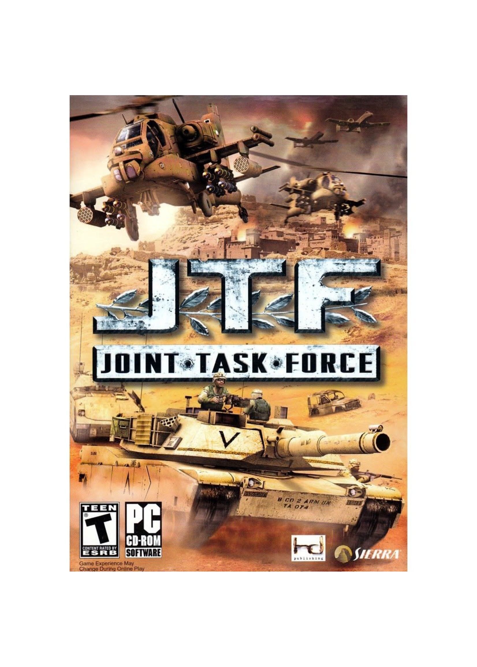 JTF Joint Task Force PC Games