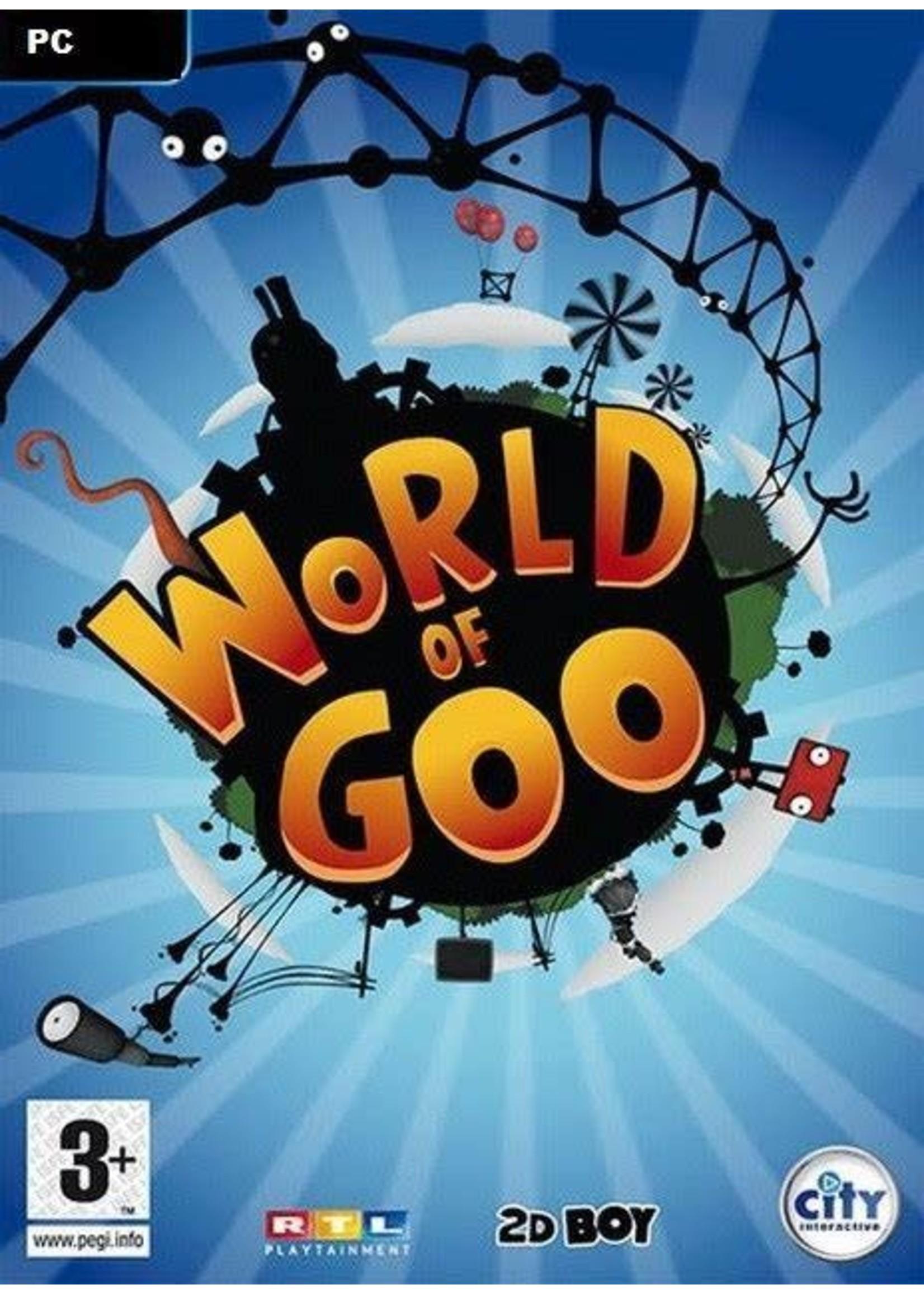 World Of Goo PC Games