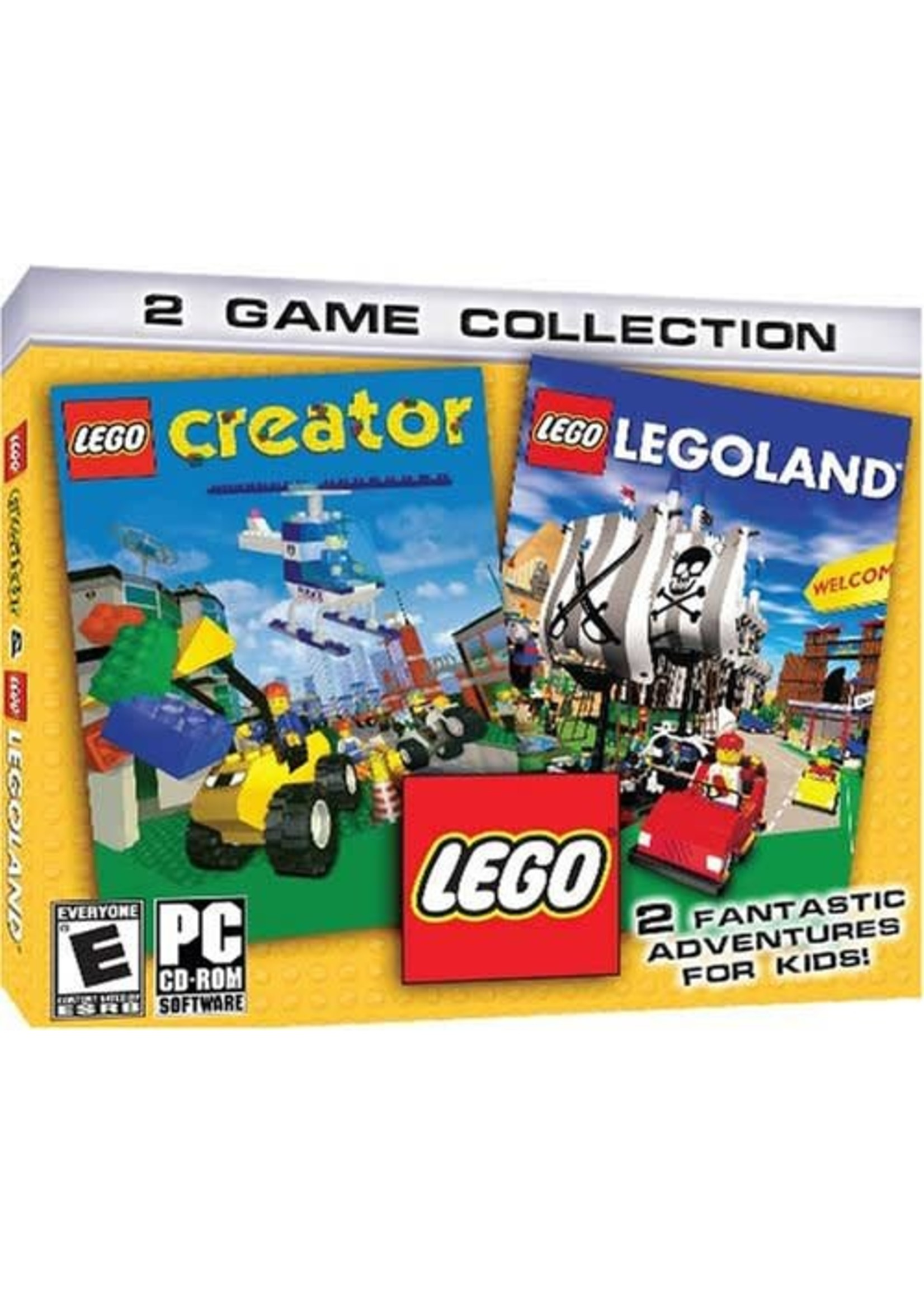 Lego Creator And Lego Land PC Games