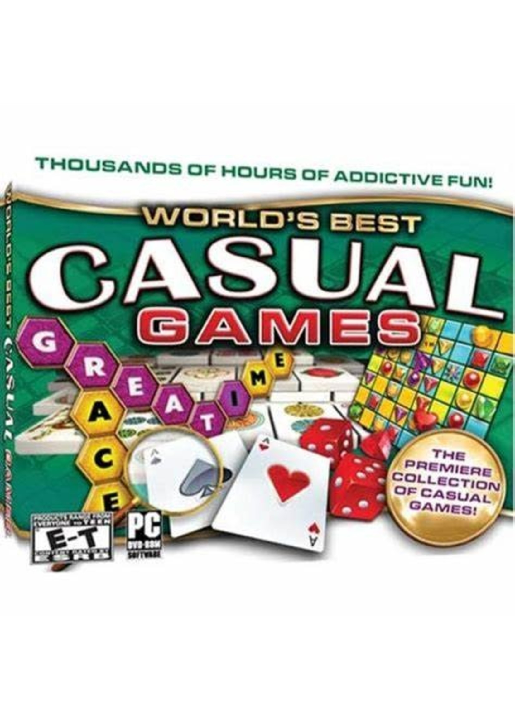 World's Best Casual Games PC Games
