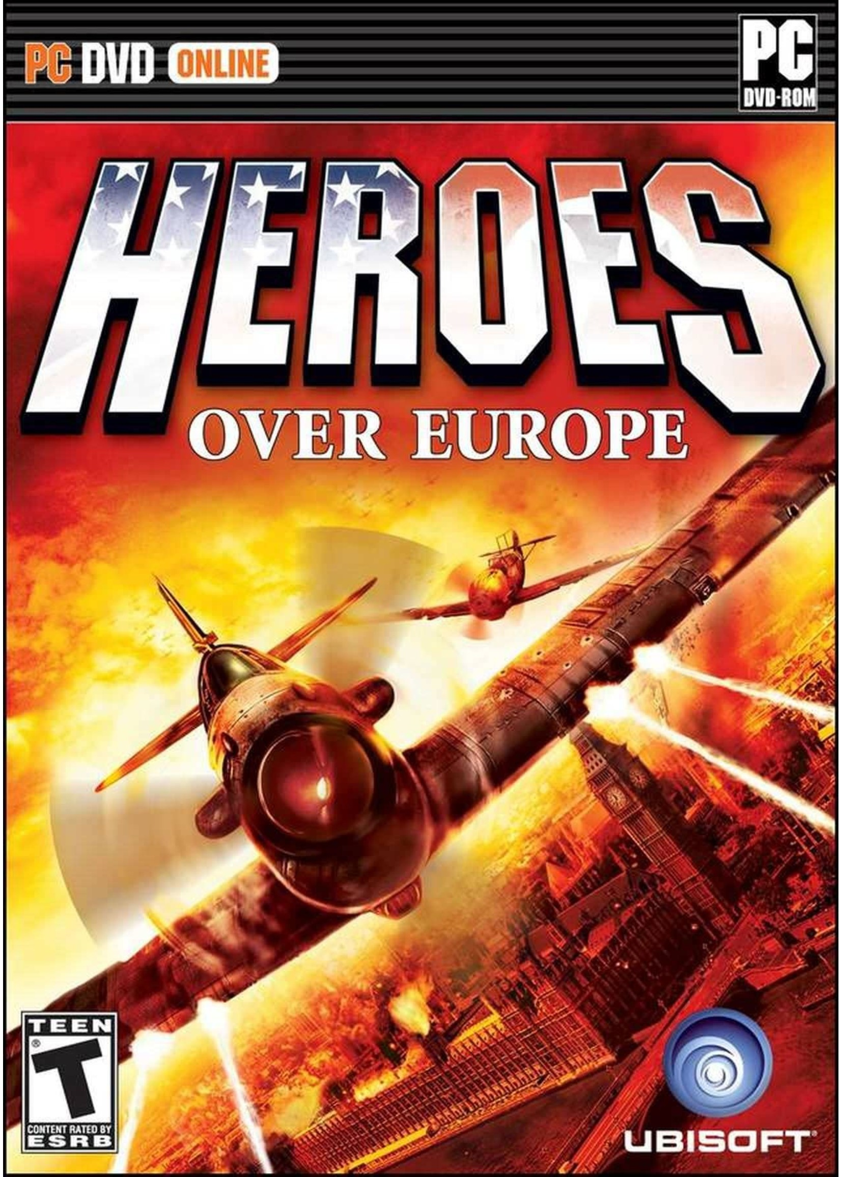 Heroes Over Europe PC Games
