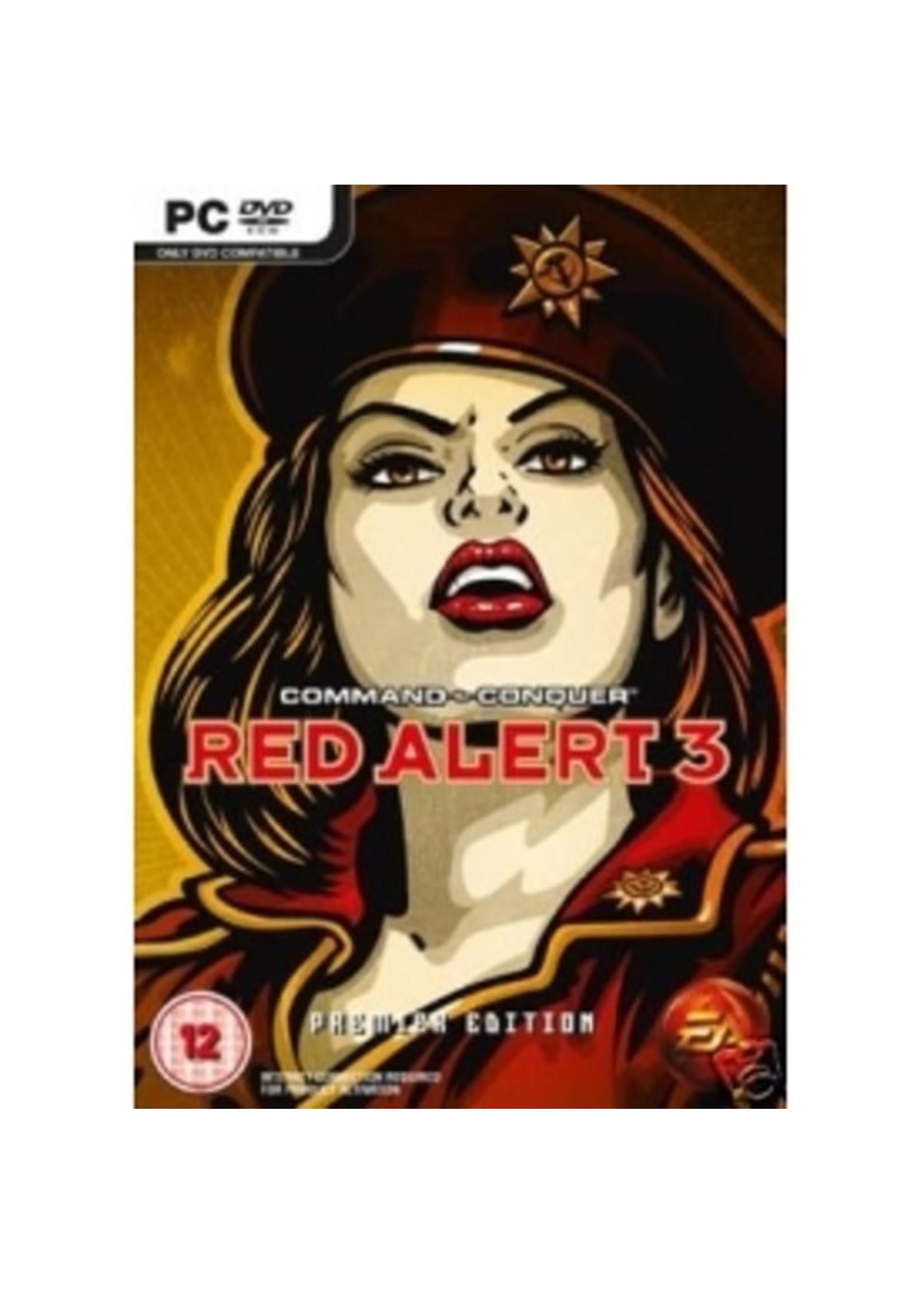 Red Alert 3 Premier Edition PC Games
