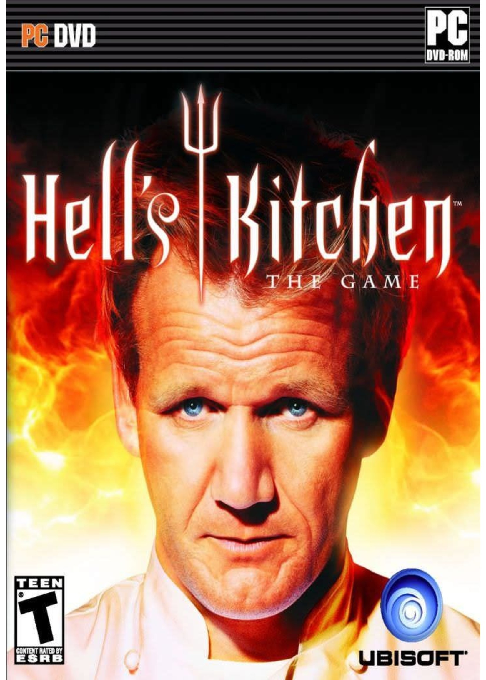 Hell's Kitchen PC Games