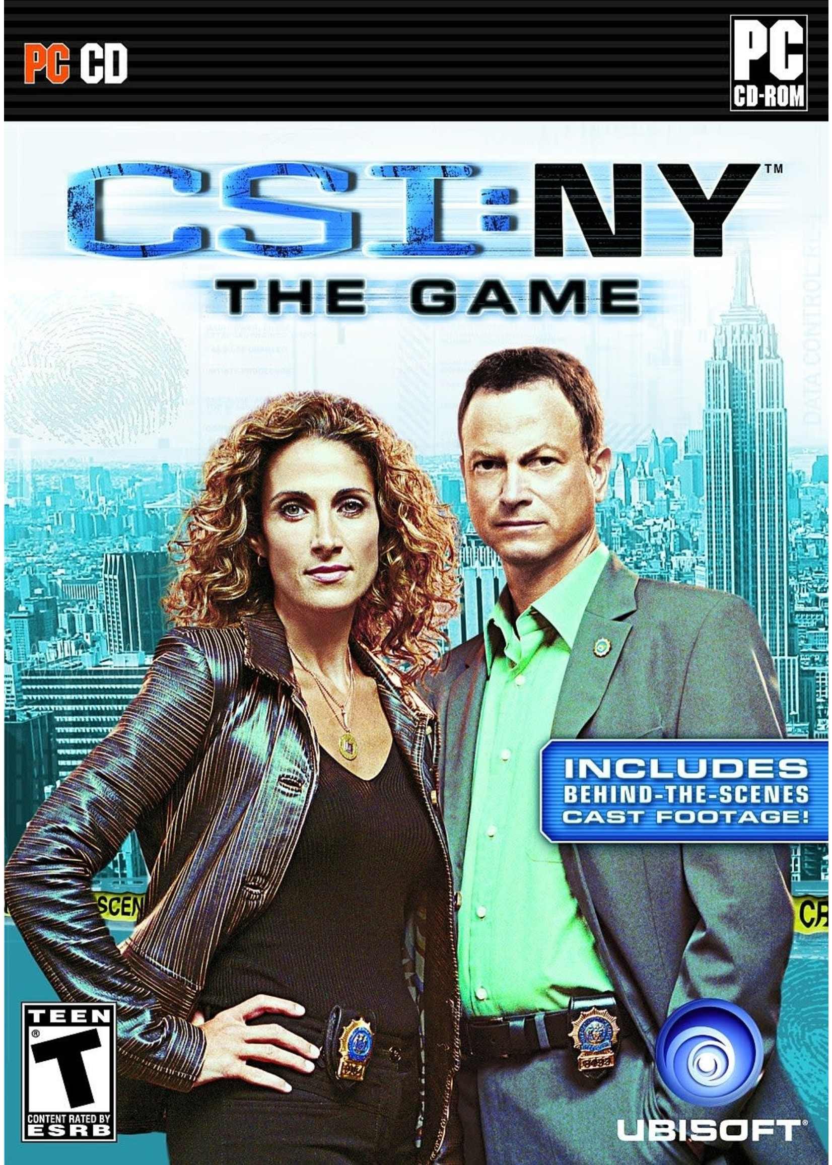 CSI: NY The Game PC Games