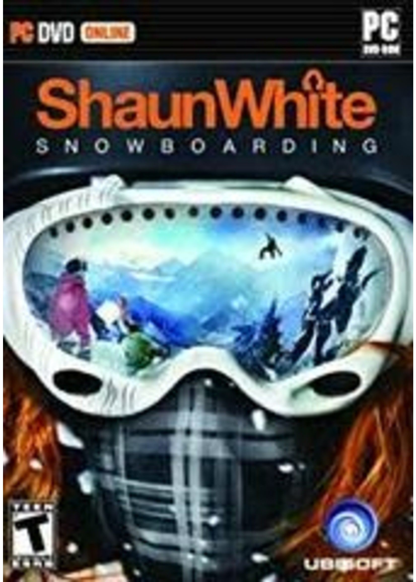 Shaun White Snowboarding PC Games
