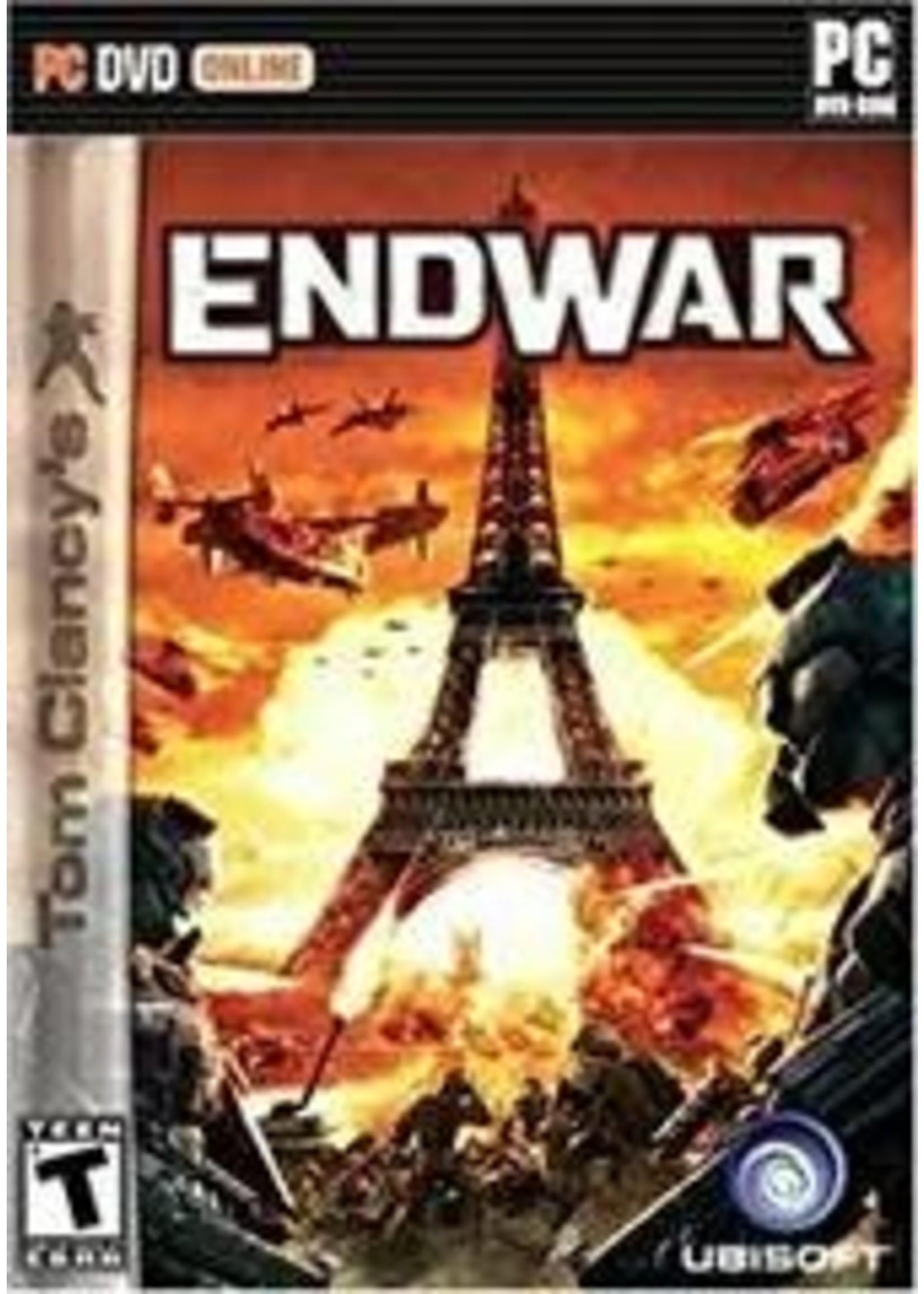 EndWar PC Games