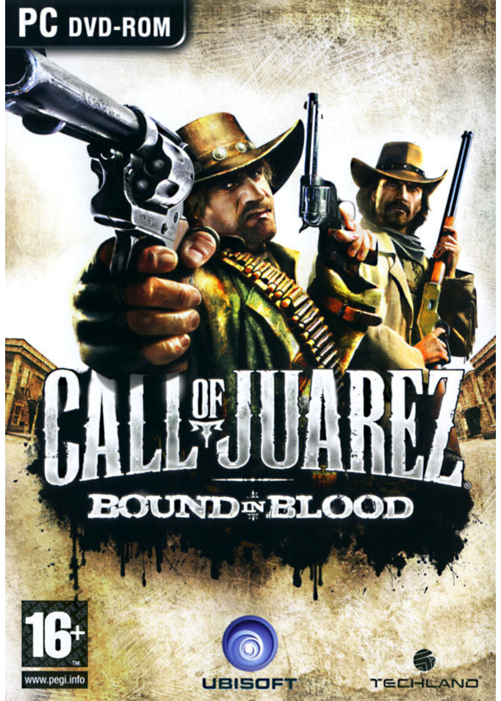 Call of Juarez: Bound in Blood PC Games