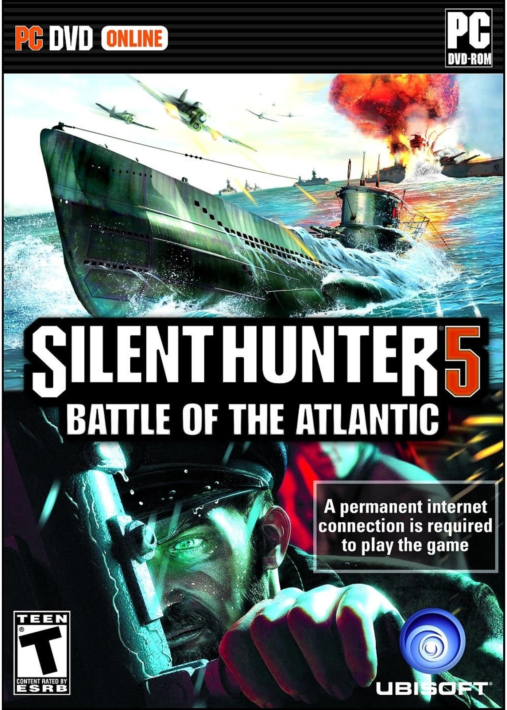 Silent Hunter 5: Battle of the Atlantic PC Games