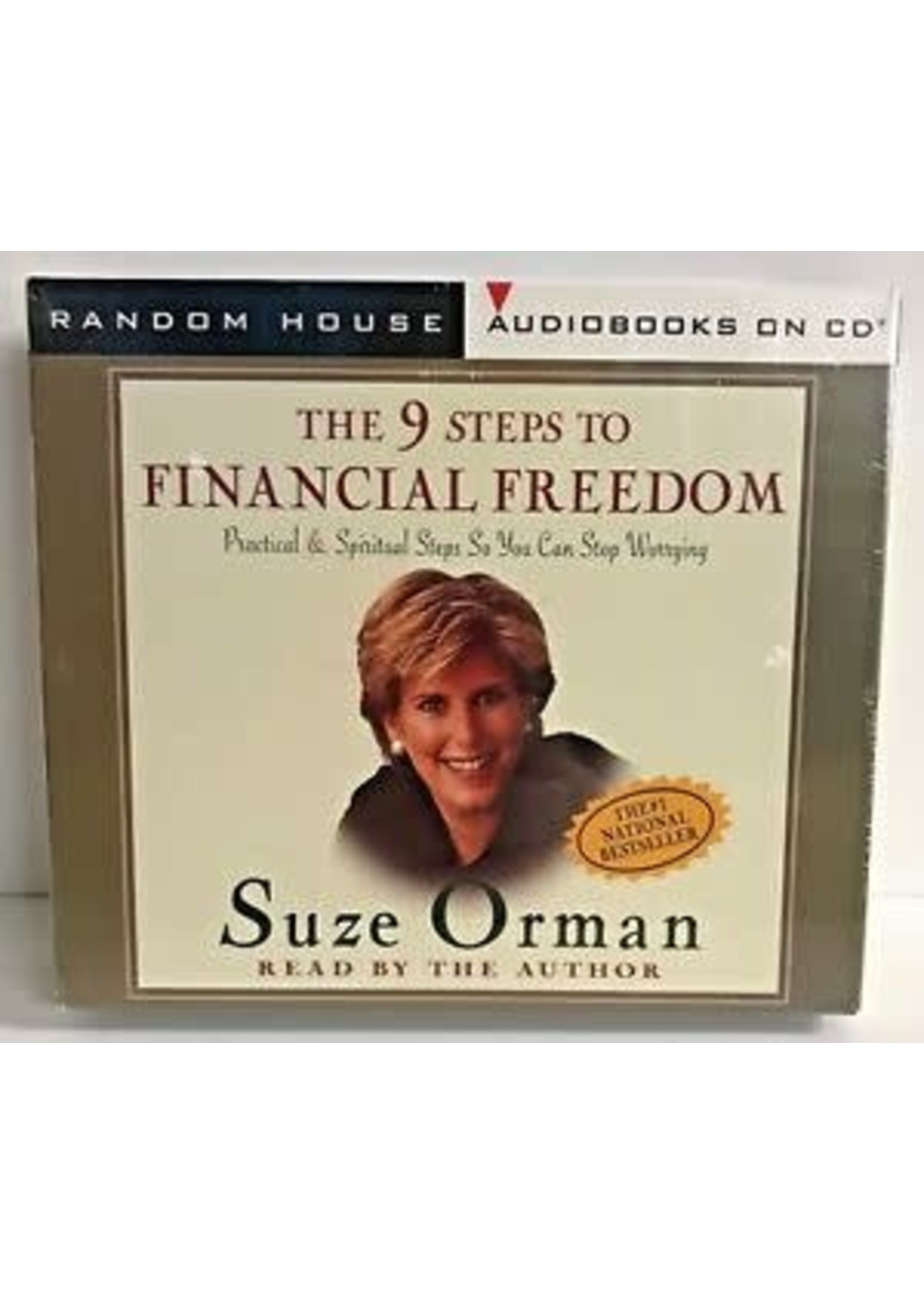 9 Steps to Financial Freedom CD