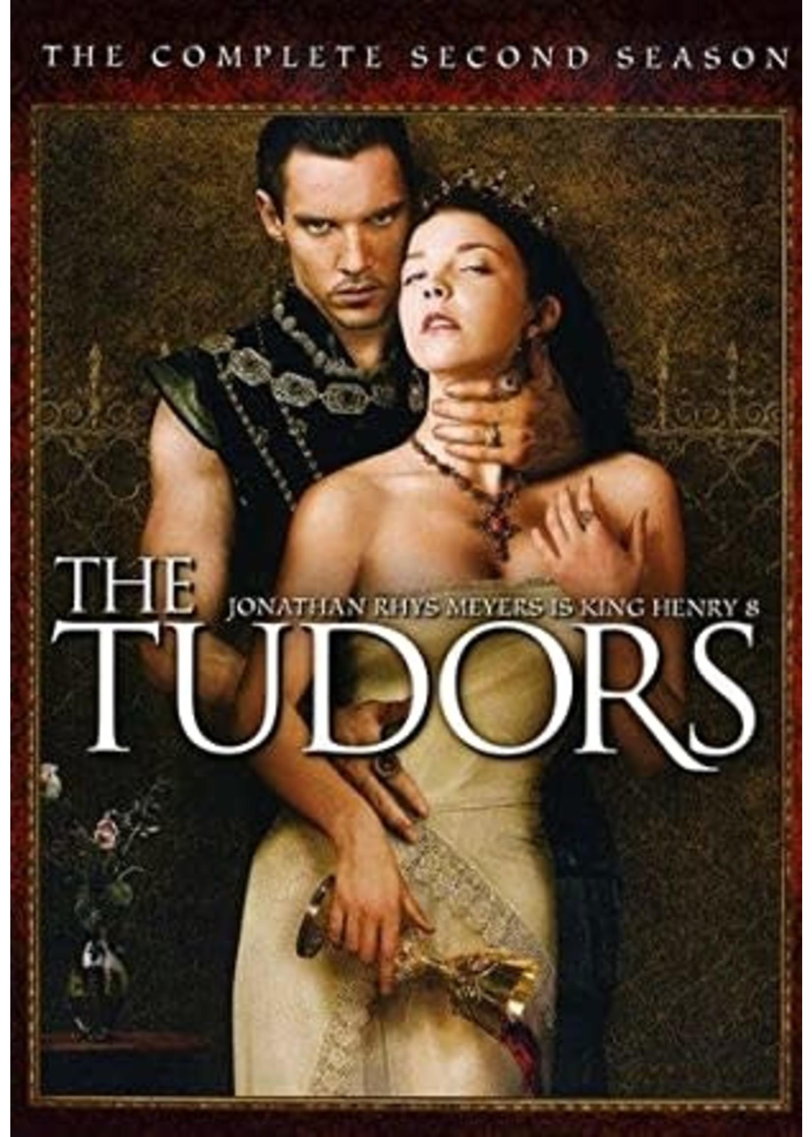 The Tudors: Season 2 DVD
