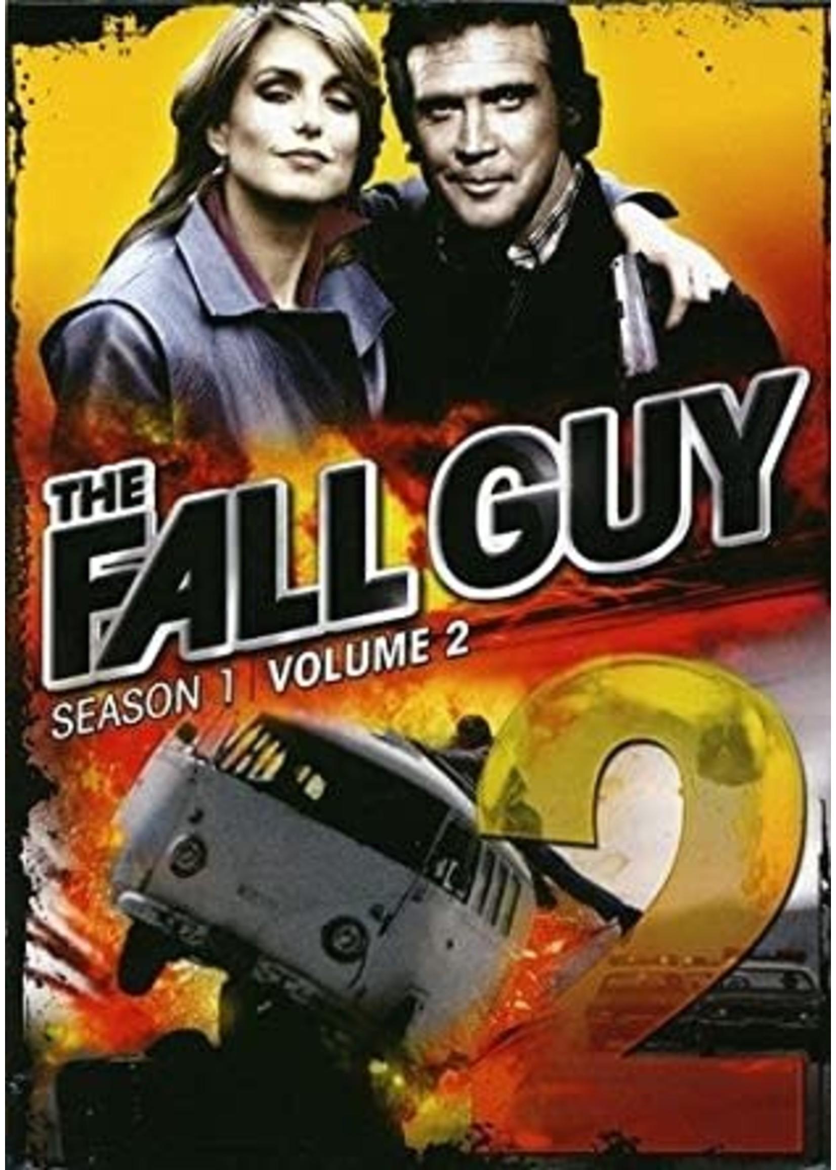 The Fall Guy: Season 1, Volume 2 DVD