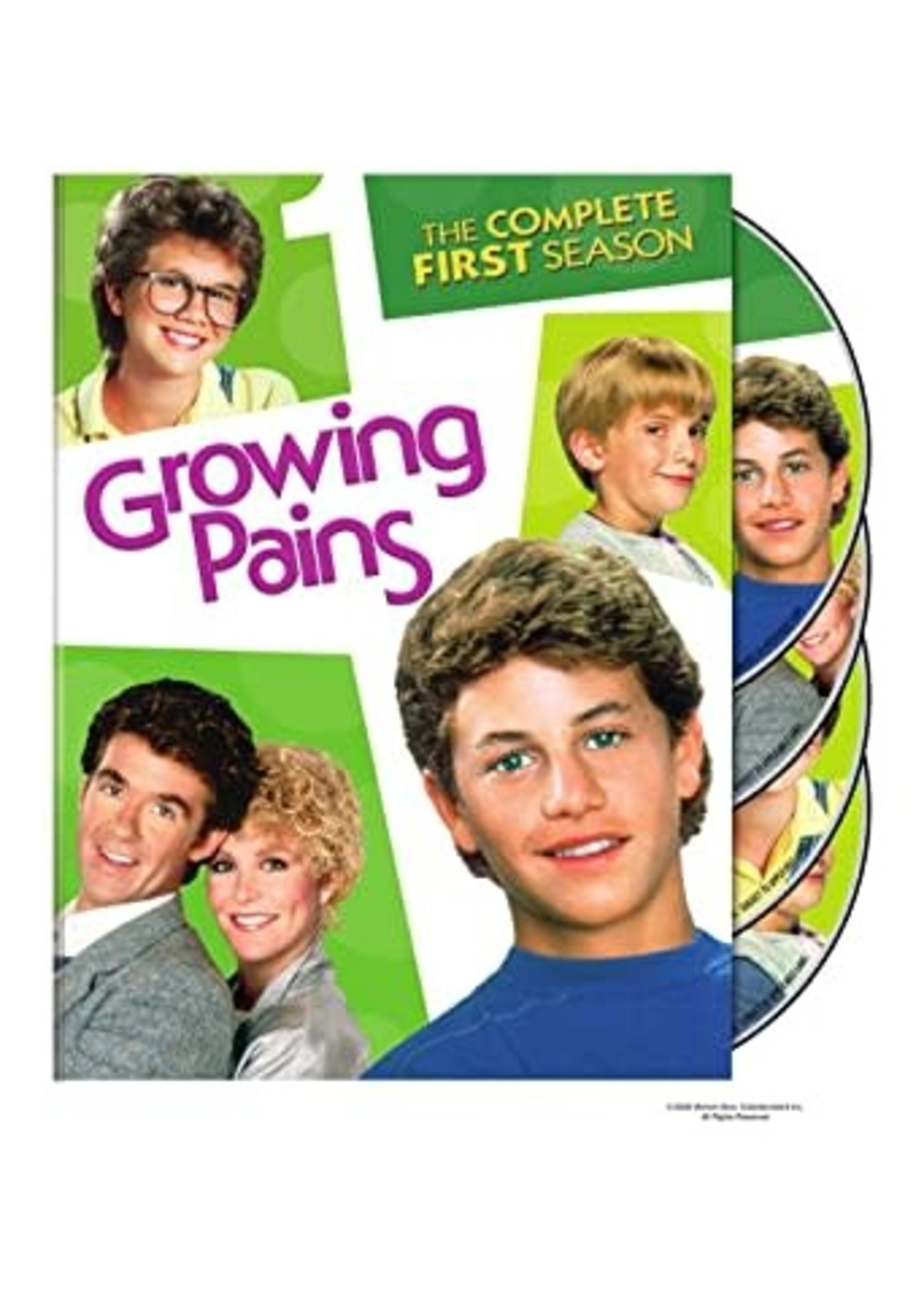 Growing Pains Season 1 DVD