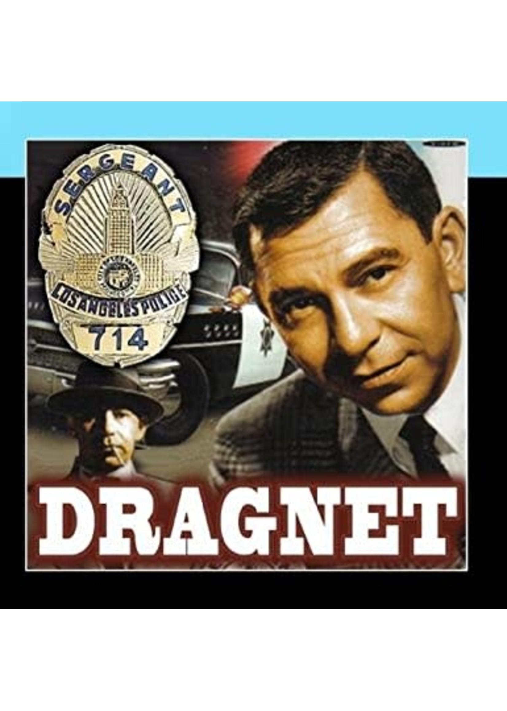 Dragnet: 10 Episode Set DVD