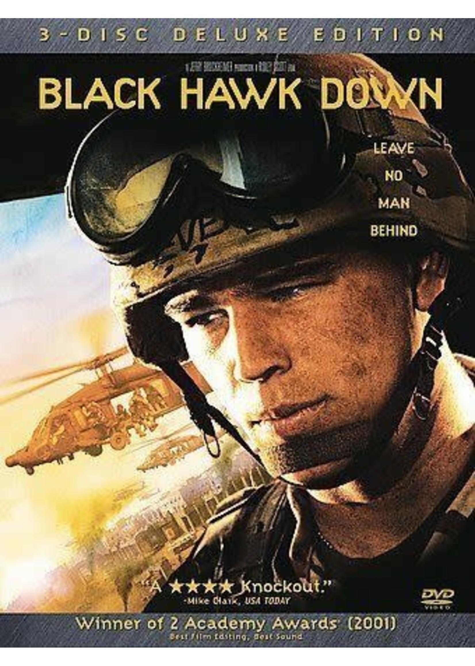 Black Hawk Down (3-Disc Deluxe Edition) DVD