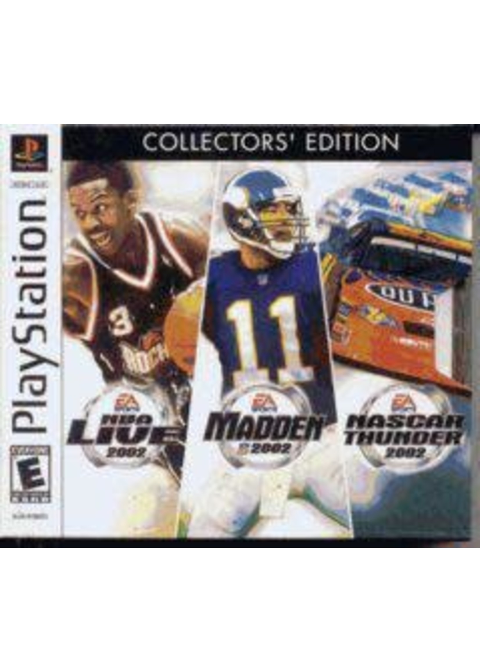 EA Sports Collector's Edition Playstation