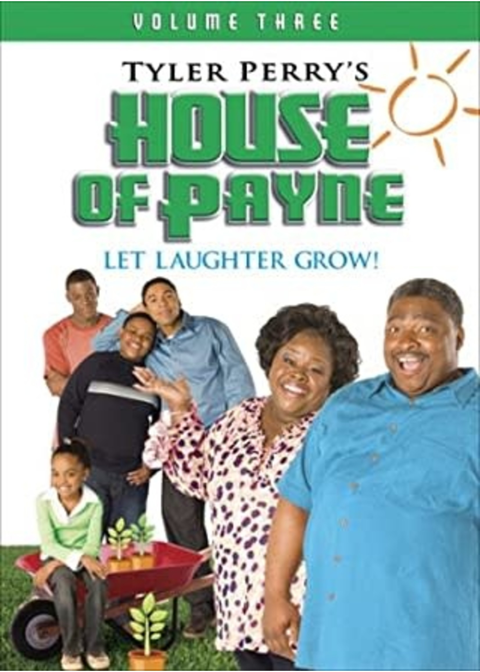 Tyler Perry's House of Payne, Volume 3 DVD