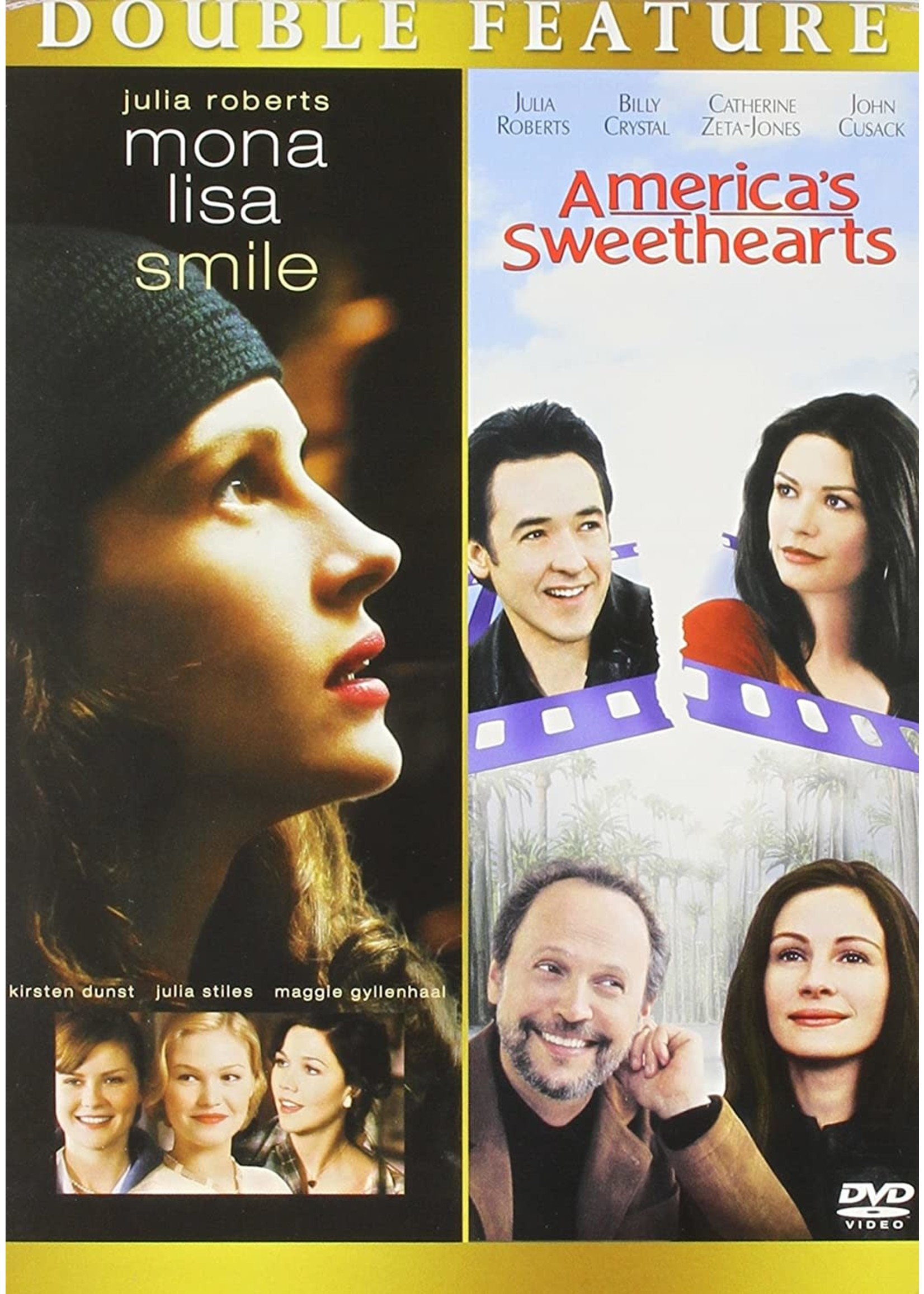 Mona Lisa Smile / America's Sweethearts DVD