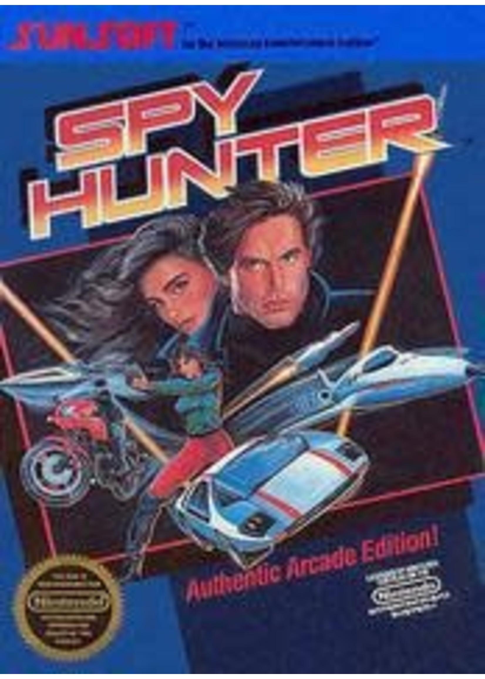 Spy Hunter NES
