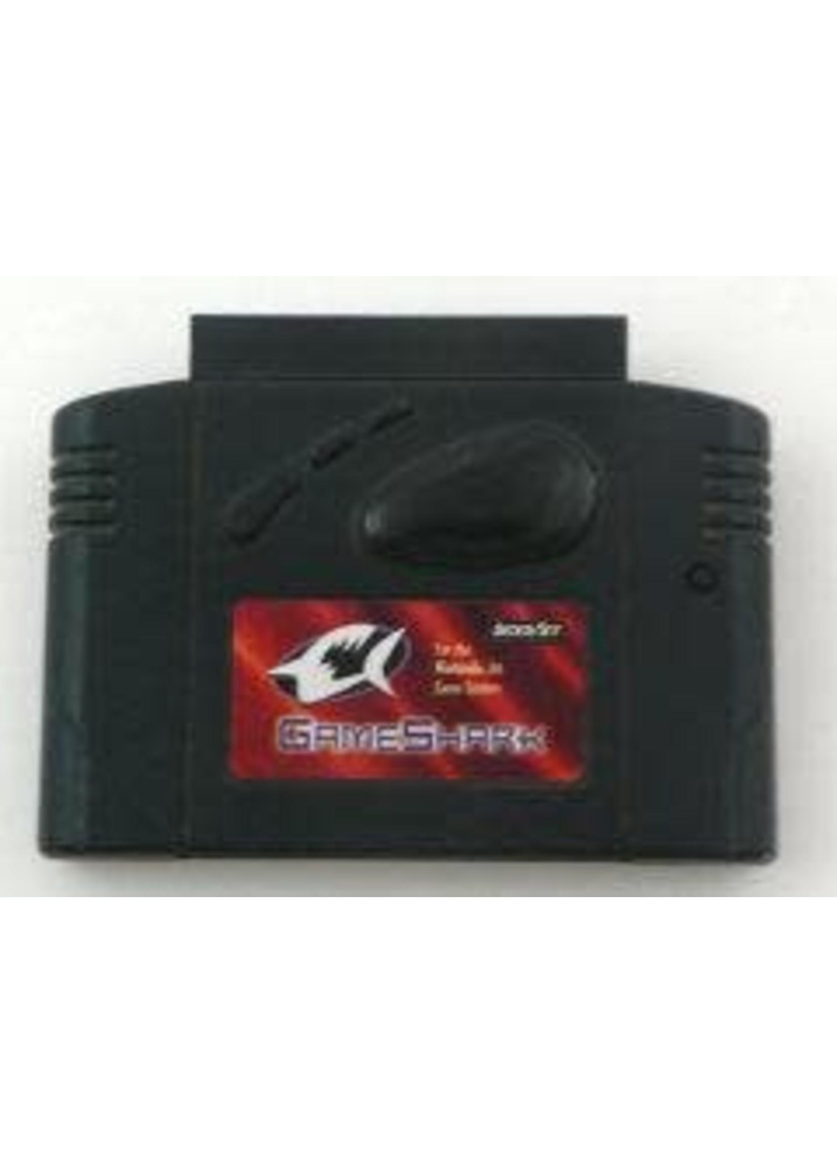 Gameshark Nintendo 64