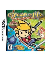 Drawn To Life: The Next Chapter Nintendo DS