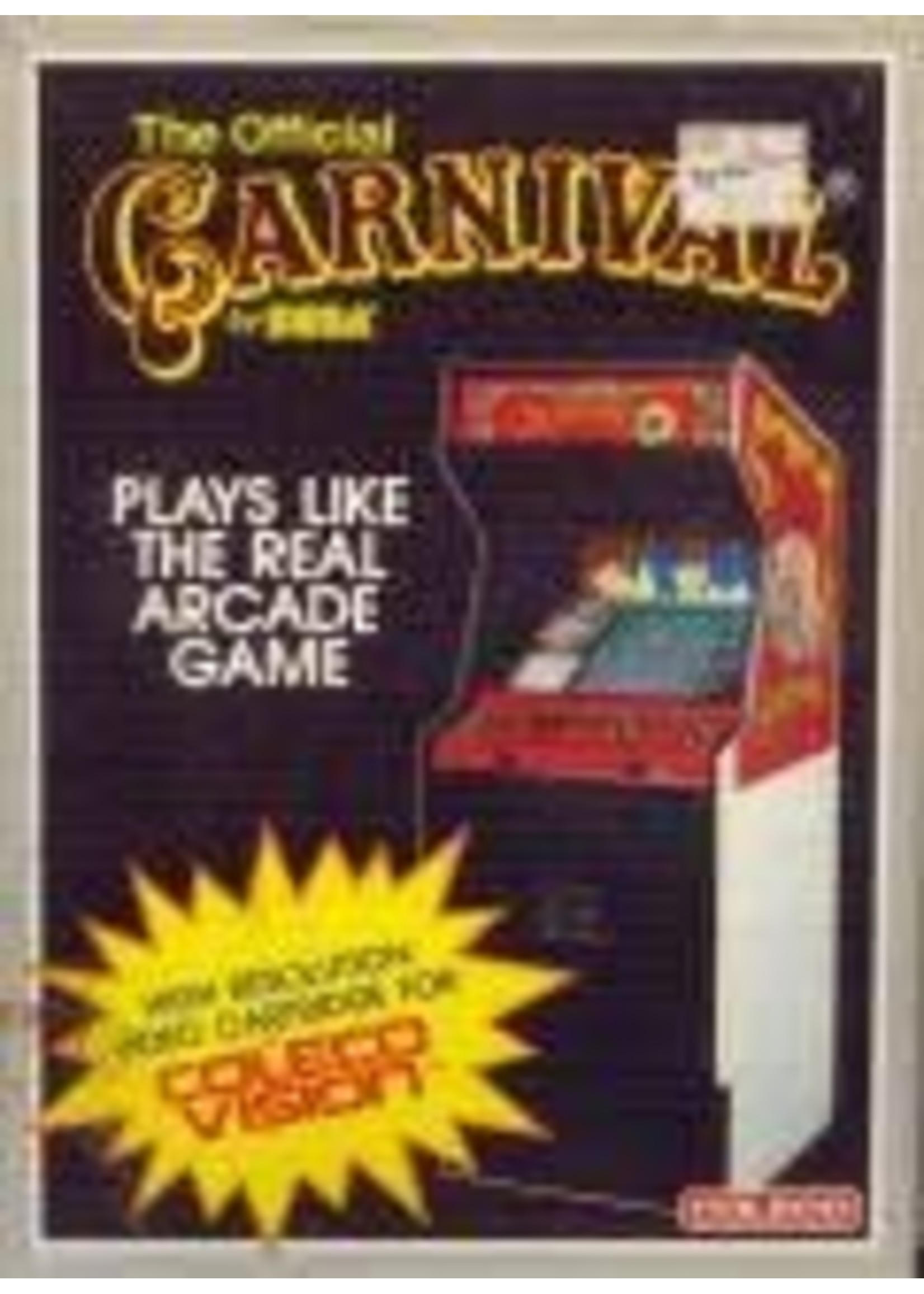 Carnival Colecovision
