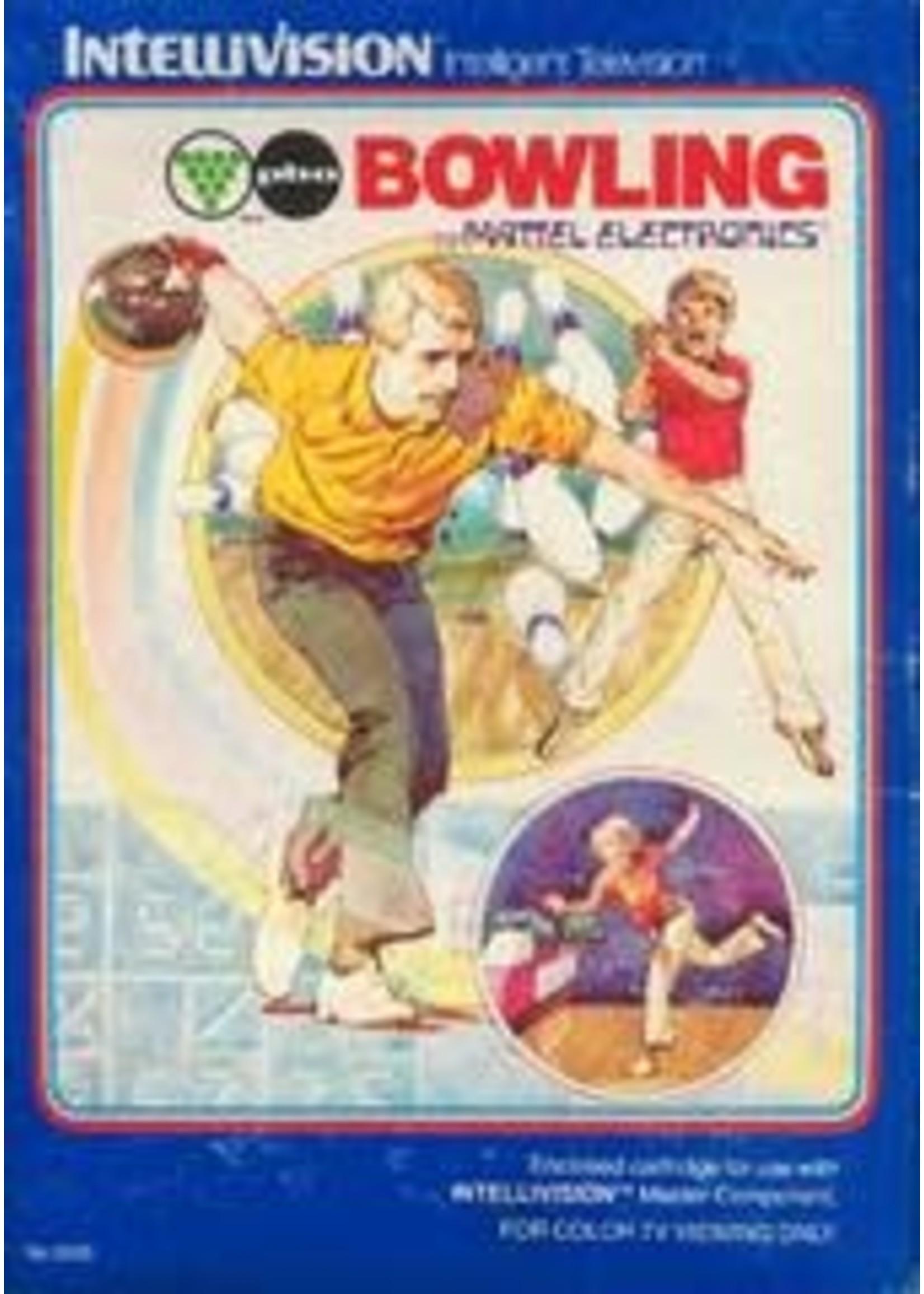 Bowling Intellivision