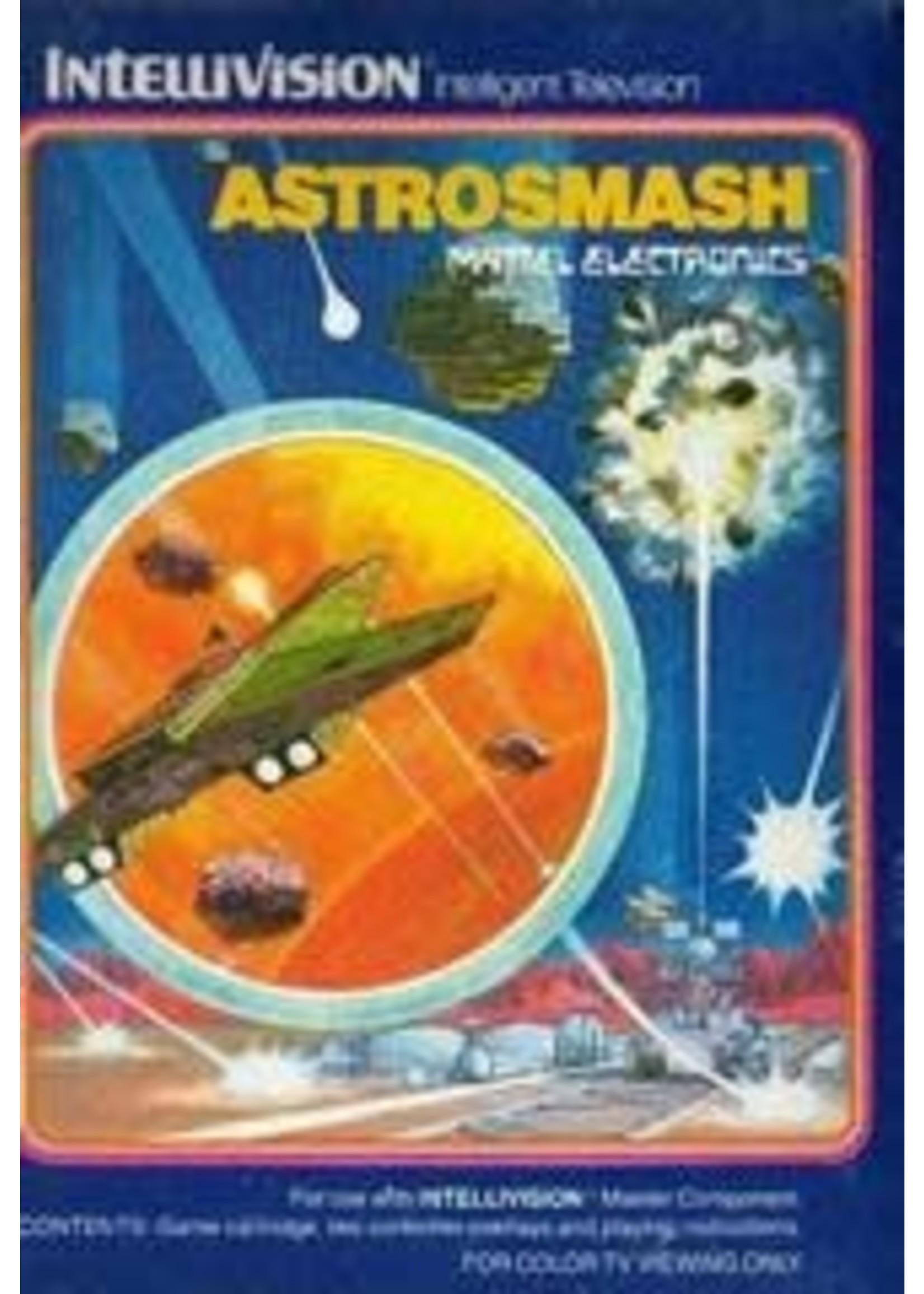 Astrosmash Intellivision