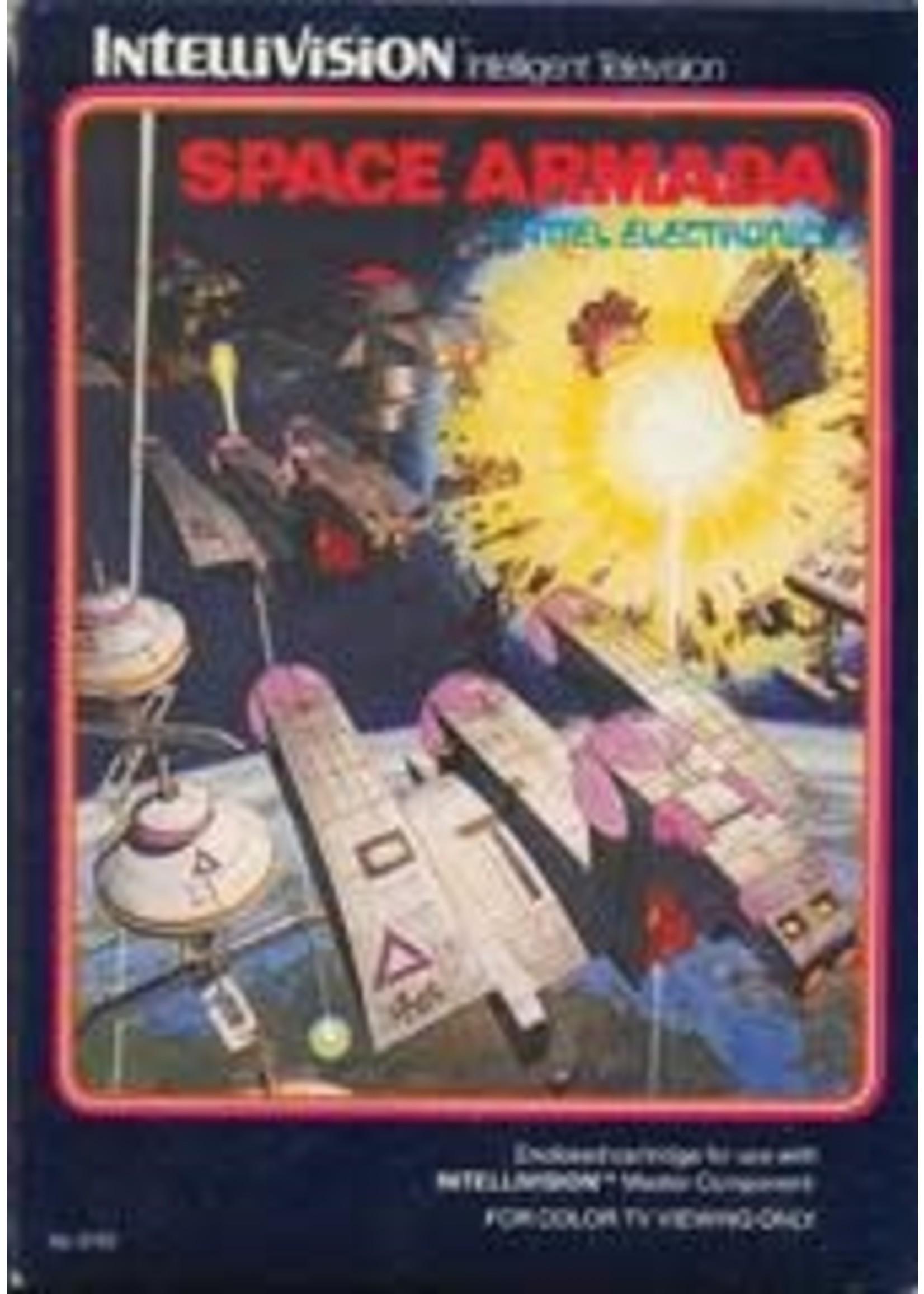 Space Armada Intellivision