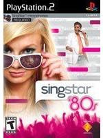 Singstar 80s Playstation 2