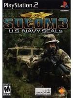 SOCOM III US Navy Seals Playstation 2