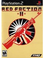 Red Faction II Playstation 2