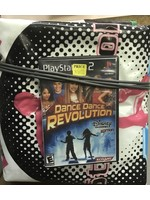 Dance Dane Revolution Game With Dance Mat PS2