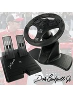 Dale Earnhardt Jr V3 Racing Wheel and Pedals