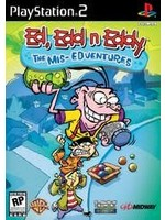 Ed Edd N Eddy Mis-Edventures Playstation 2