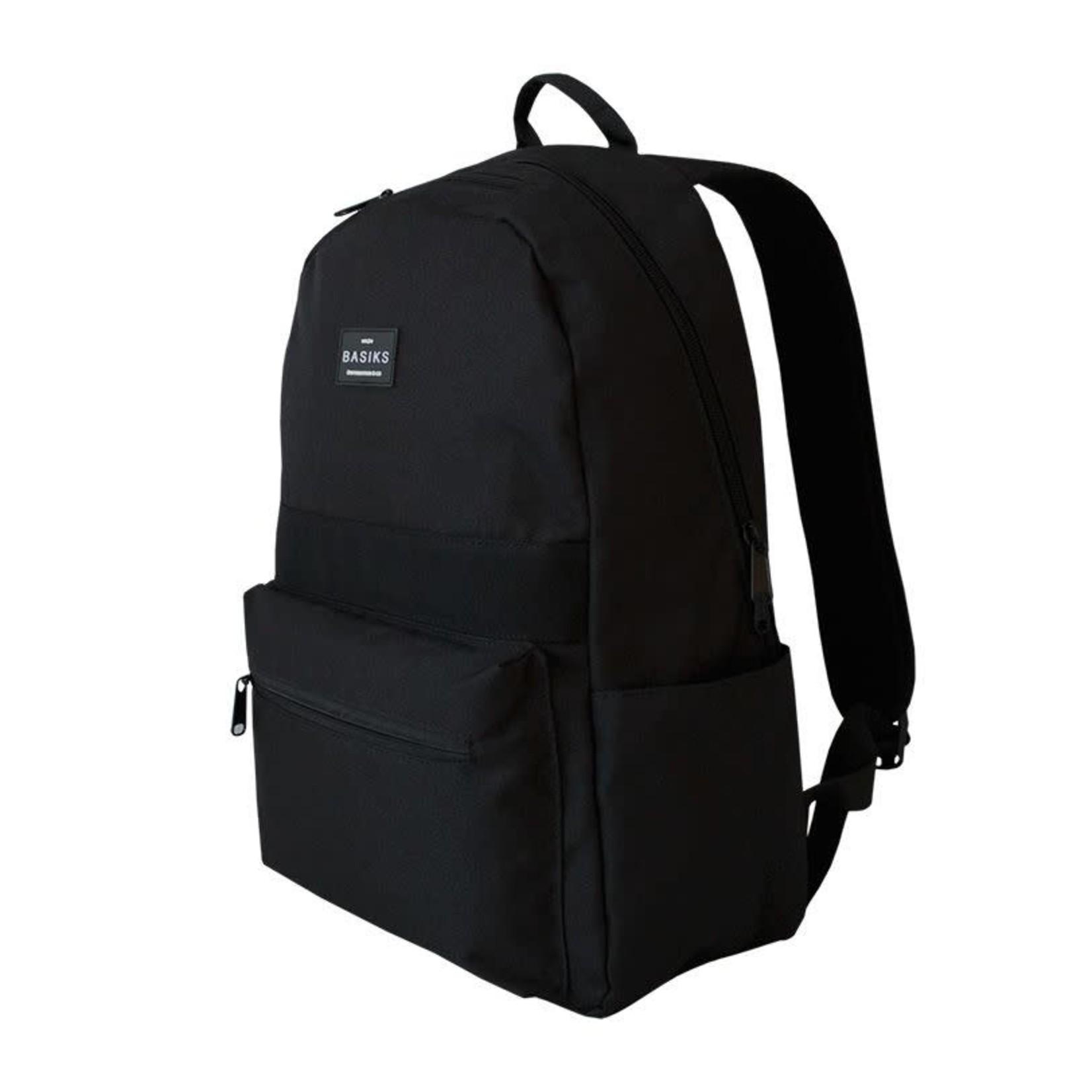 Basiks.Co Basiks.Co : Origin Backpack Black,O/S