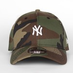 New Era New Era : 940 New-York Yankees White Mini Logo Snap Cap