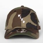New Era New Era : 940 WLKN Oblique White Logo Snap Cap