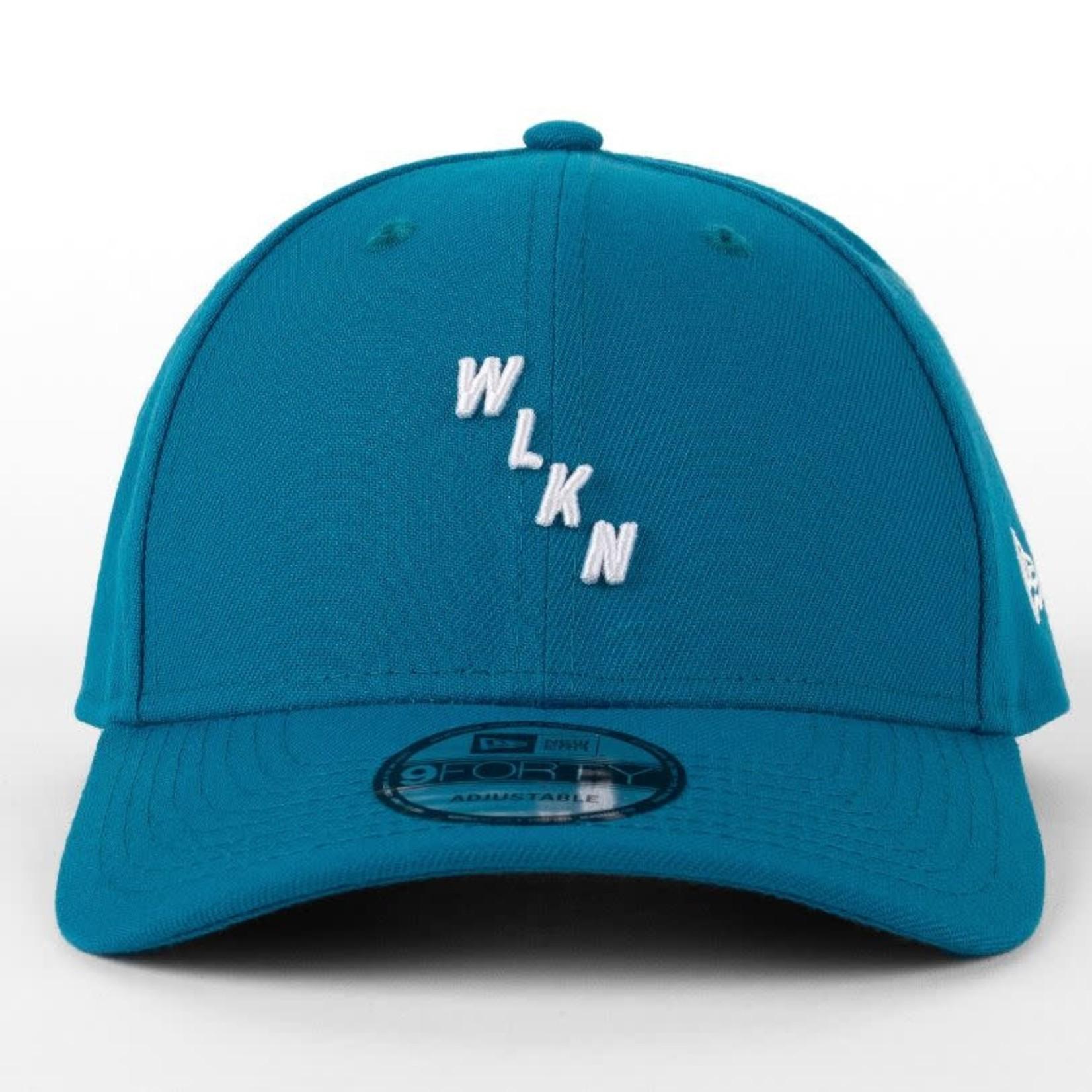 New Era New Era : 940 WLKN  Oblique Logo Snap Cap