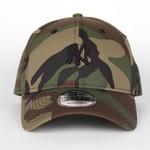 New Era New Era : 940 New-York Yankees Black Logo Cap
