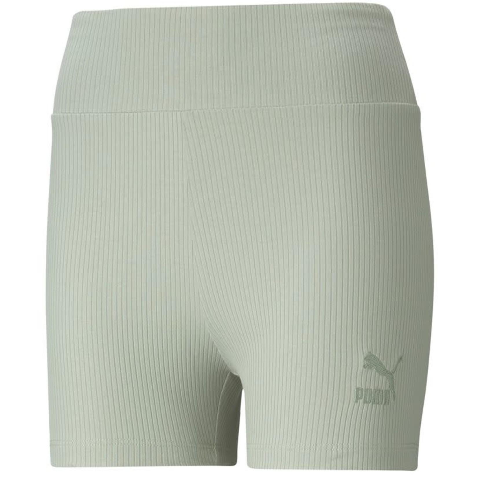 PUMA Puma : Classics Rib Biker Shorts