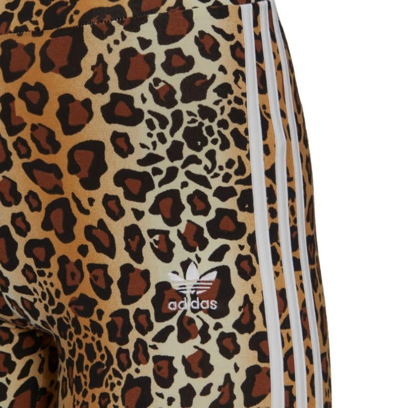 Adidas Adidas : Leopard Biker Short